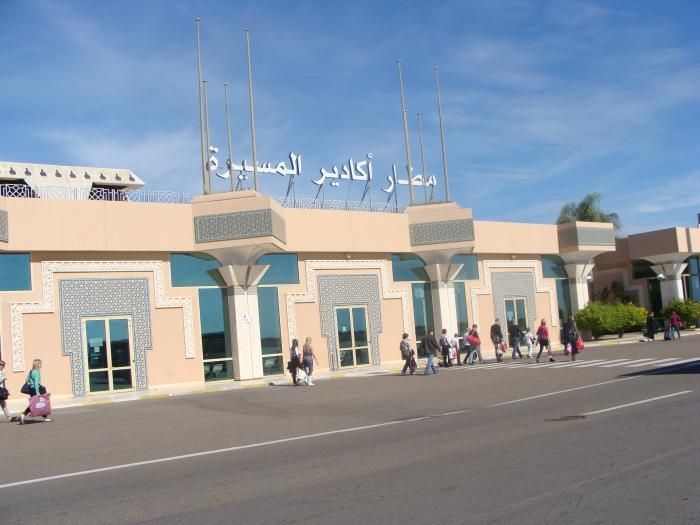لجنة مركزية من مديرية الحموشي تنهي تحقيقاتها بمطار المسيرة
