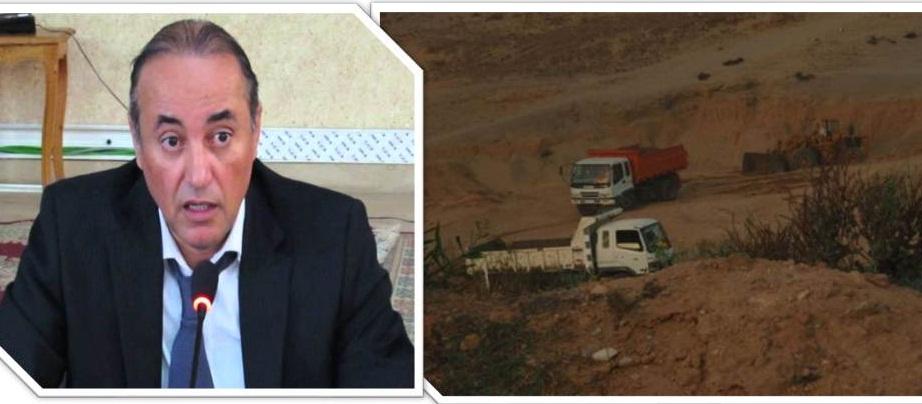 أرباب و سائقي الشاحنات باقليم تيزنيت يطالبون عمالة الاقليم بحل أزمتهم