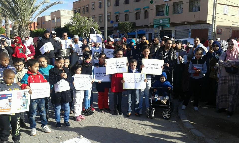 فيديو و صور من الوقفة الاحتجاجية التضامنية مع الدكتور الشافعي
