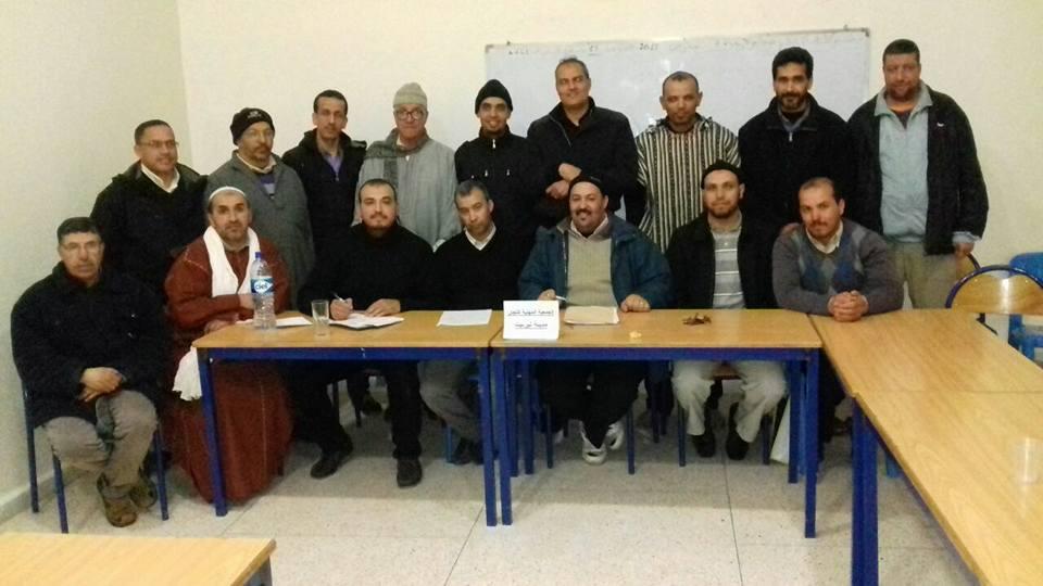 الحاج محمد أرجدال رئيسا جديدا للجمعية المهنية للتجار بتيزنيت
