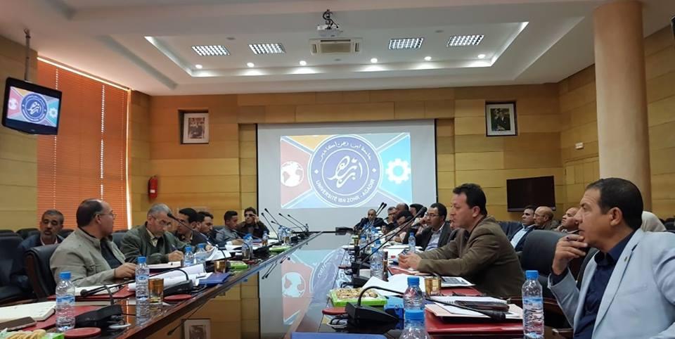 مجلس جامعة ابن زهر يرفع ميزانية البحث العلمي