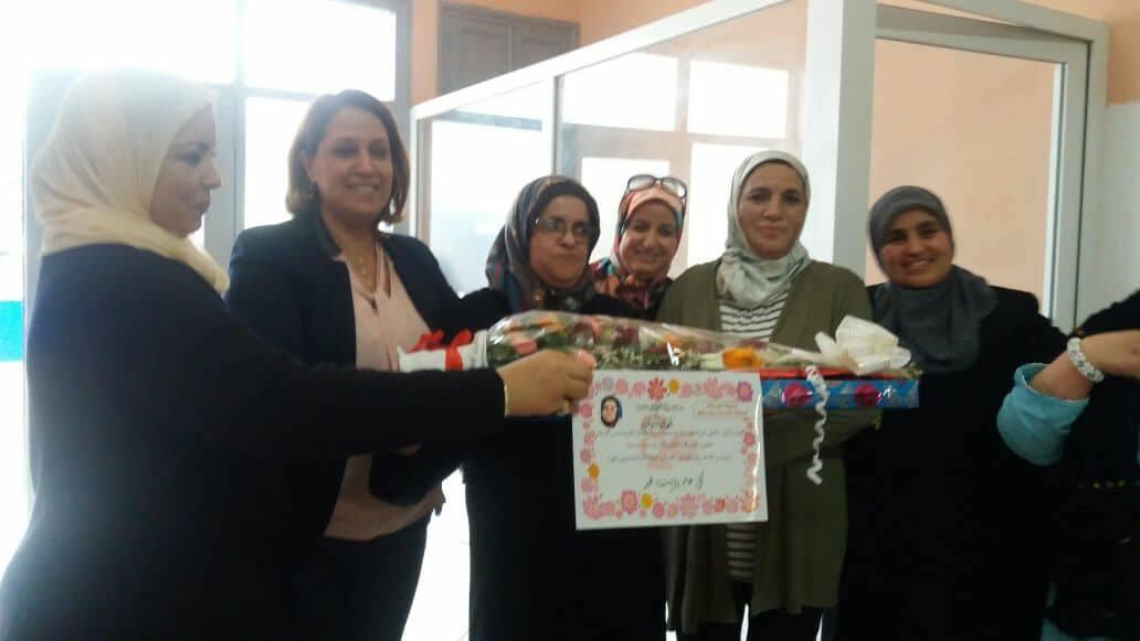 أكادير: جمعية أصدقاء الدائرة الصحية بنسركاو،تكرم فعاليات نسائية بمناسبة اليوم العالمي للمرأة