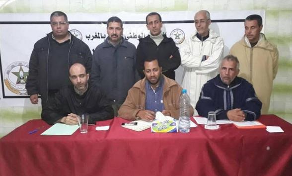 محمد كازيزا منسقا إقليميا للعصبة الإقليمية لأطر الإدارة التربوية