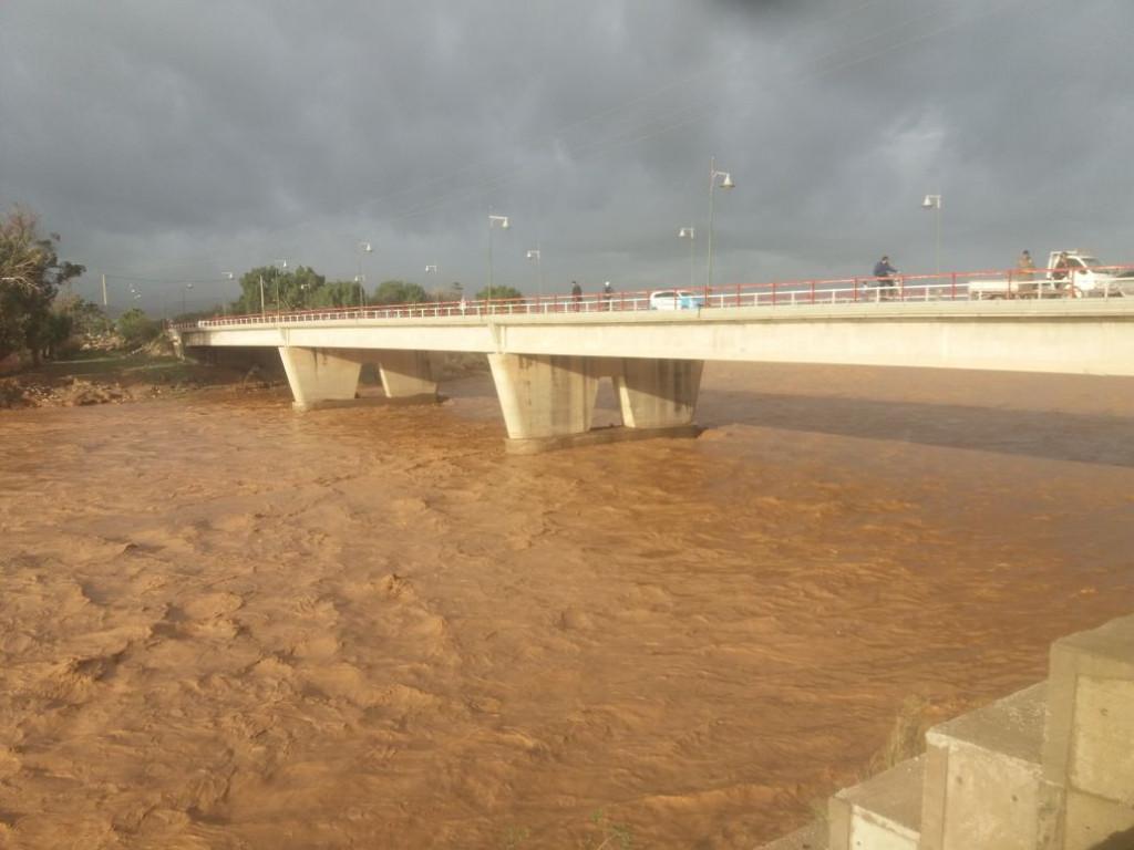 فلاحو سوس يتنفسون الصعداء بعد الفيضانات – صور
