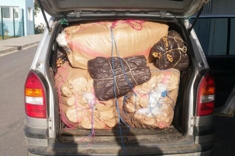 الشرطة تحبط عملية لنقل مخدر الشيرا في بيوكرى