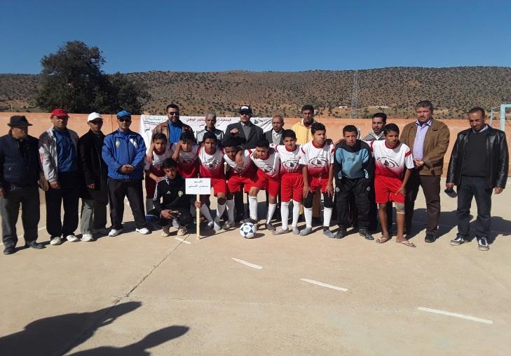 سيدي إفني: الإقصائيات الإقليمية للبطولة الوطنية 45 للألعاب الرياضية للمؤسسات والمراكز الإجتماعية