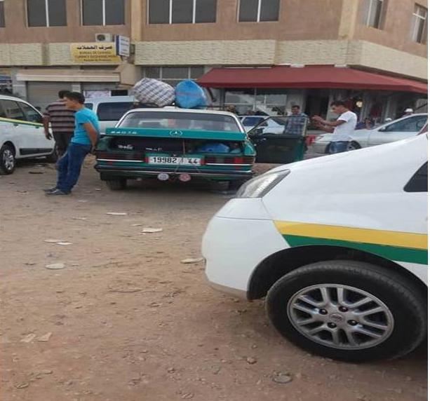 جمعية سيارات الأجرة الكبيرة بتيزنيت يشكلون مكتبهم