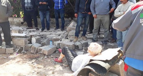 إصابة سائحيْن ألمانيّين في انهيار سور بمدينة أكادير