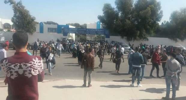 مواجهات دامية بين فصيلين طلابين بكلية الآداب بأكادير تسفر عن مقتل طالب