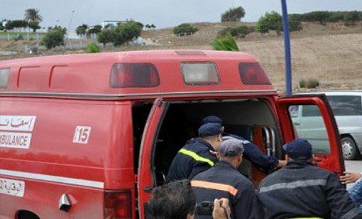 مصرع ثلاثة أشخاص في حادثة سير مميتة بالطريق الوطنية رقم 1 بمنعرجات ميرغت