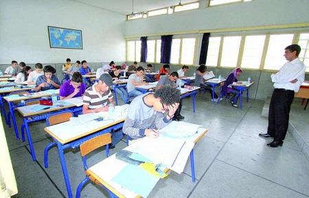 440 ألف تلميذ سيجتازون امتحان الباكالوريا
