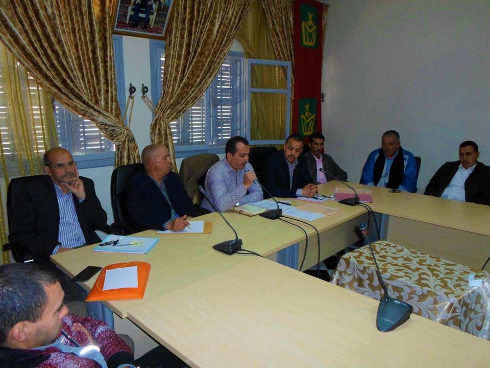اللجنة المحلية للمبادرة الوطنية للتنمية البشرية تلتئم بجماعة سيدي بوعبداللي