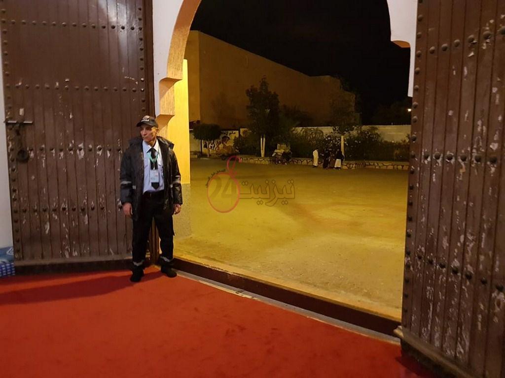 جمعية رعاية مسجد القدس تستعين بحارس أمن خاص