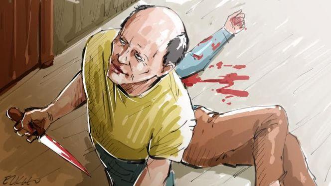 أربعيني يهاجم مسنا بسكين بدورا إسك بسيدي إفني ويرسله لقسم الانعاش بتيزنيت