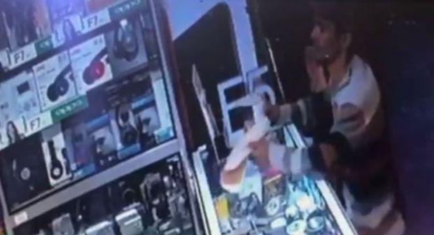 توقيف لص ظهر في شريط فيديو يسرق صندوق تبرعات مسجد بتارودانت