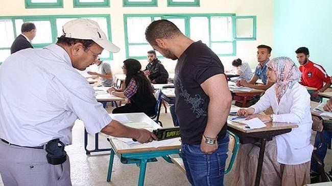 27 حالة غش في اليوم الثالث من امتحانات الباكلوريا بجهة سوس ماسة