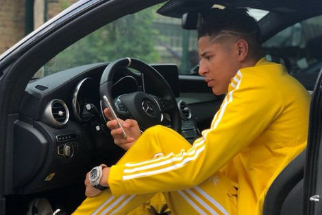 لاعب المنتخب المغربي يتسبب في حادثة سير مميتة ضحيتها شاب عشريني