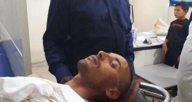 اعتداء على عون سلطة بأكادير بواسطة حجر على مستوى رأسه