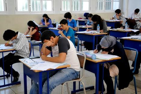 ارتفاع حالات الغش في امتحانات جهة سوس