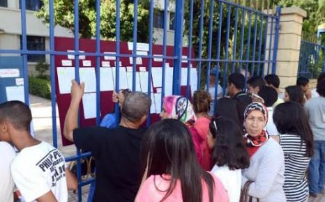 وزارة التعليم تكشف موعد وطريقة إعلان نتائج امتحانات الباكلوريا