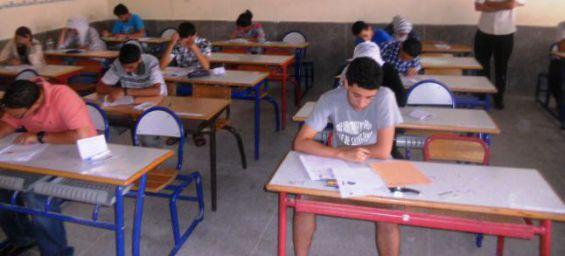 """36 حالة غش في اليوم الثاني من امتحان """"الباكالوريا"""" بجهة سوس ماسة"""