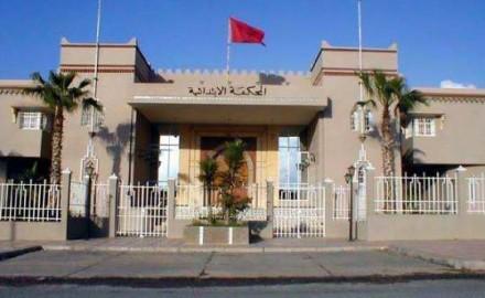 احالة متهم في قضية رشوة بجماعة أيت أحمد على أنظار النيابة العامة بتيزنيت