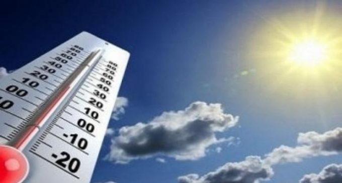 الأرصاد..أمطار قوية اليوم الجمعة وحرارة مرتفعة نهاية الأسبوع