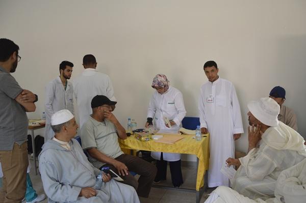 72 من القيمين الدينيين بتيزنيت يشاركون في حملة للتبرع بالدم