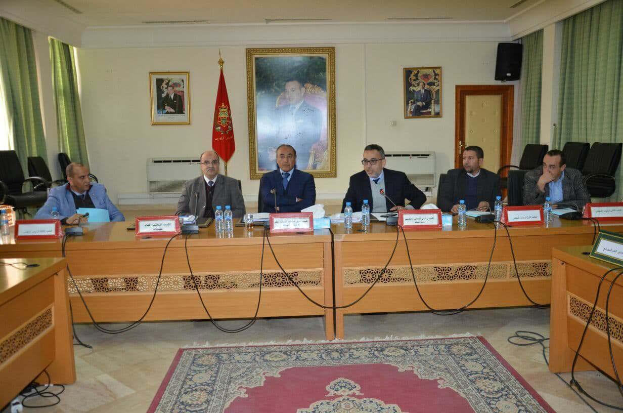تيزنيت : المجلس الإقليمي يٌعلن عن طلب مشاريع لفائدة الجمعيات برسم سنة 2018