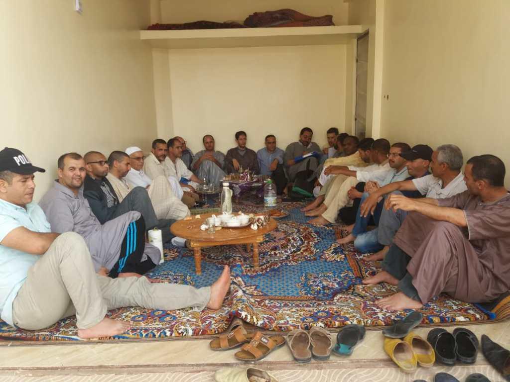 انتختب مصطفى علالو رئيسا لجمعية بناء بلال بن رباح