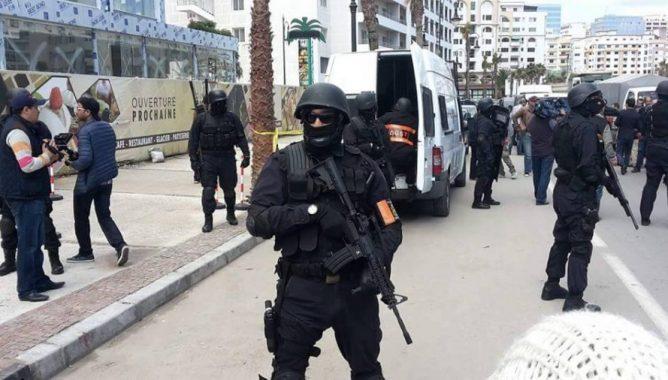 """الـBCIJ يفكك خلية إرهابية موالية لـ""""داعش"""" تنشط بـ4 مدن مغربية من بينها تيزنيت"""