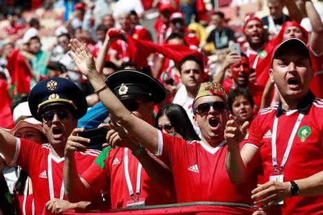 """مئات المشجعين المغاربة فضلوا """"الحريك"""" من روسيا إلى دول أوروبية"""