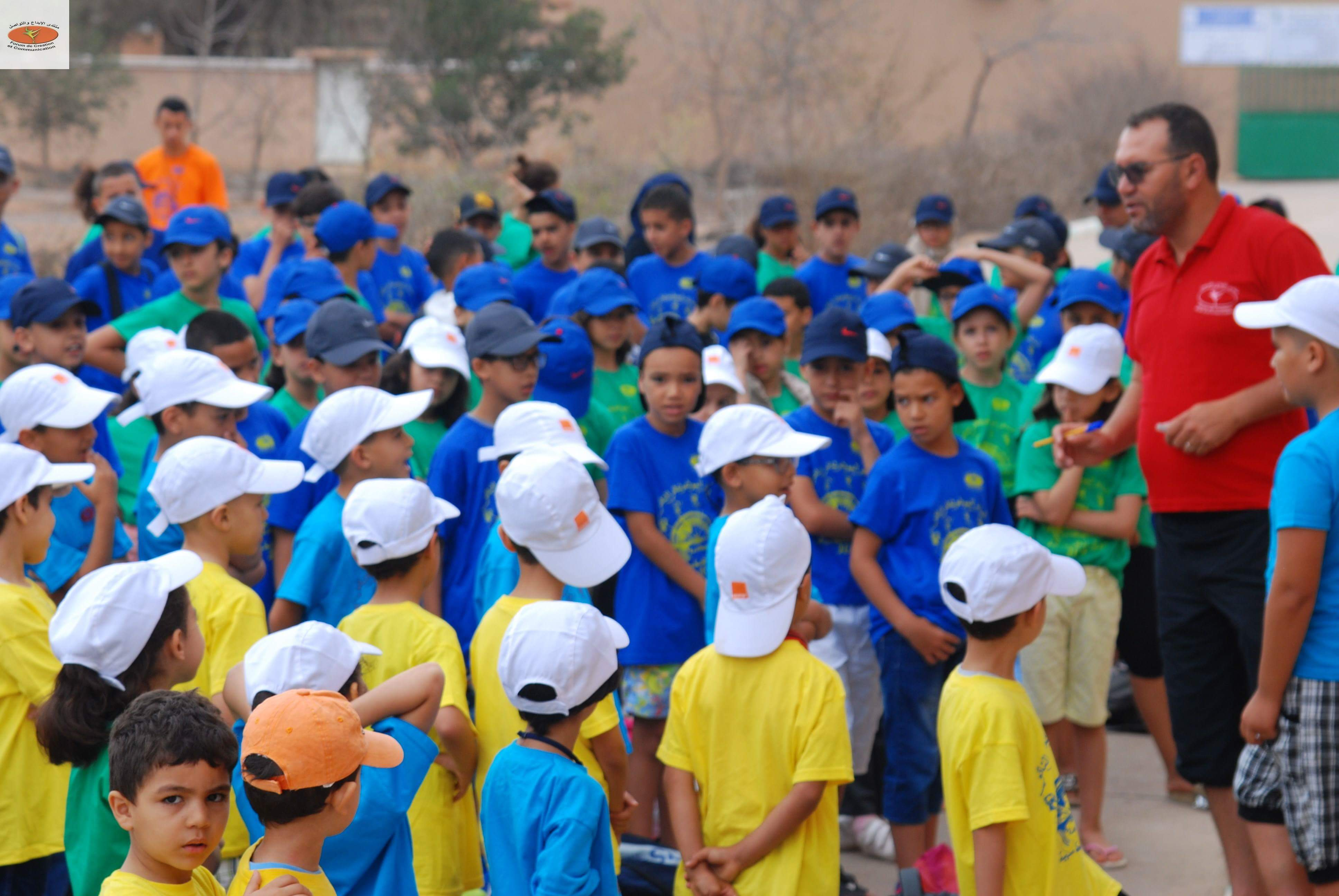 120 طفلا يشاركون في فعاليات الملتقى الموضوعاتي الثاني للتخييم بتيزنيت