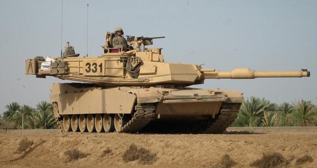 """دبابات """"أبرامز"""" الأمريكية تصل إلى المغرب"""