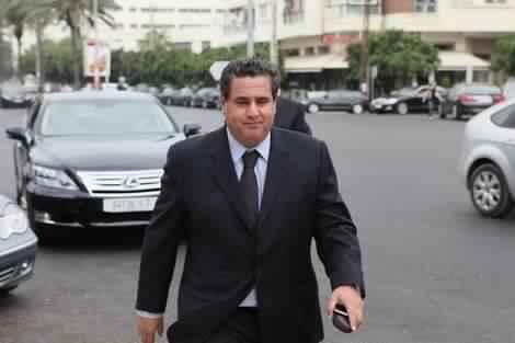 """عزيز أخنوش يشرف على تنصيب """"حسن خليل"""" عاملا جديدا على اقليم تيزنيت"""