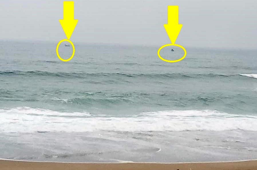 محمية شاطئ سيدي بنوار السمكية بأكلو تتعرض لهجوم قوارب الصيد التقليدي