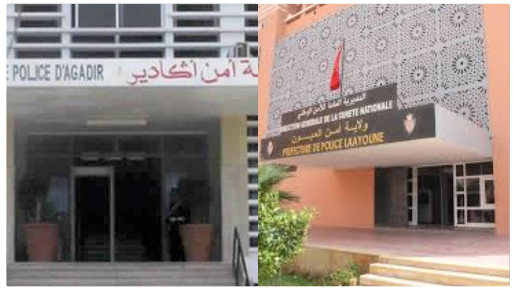 سيدي افني ..نقل السلطات الامنية بين ولايتي أكادير و العيون