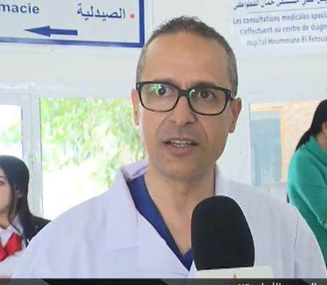 تنقيل مدير مستشفى تيزنيت الدكتور حمايتي الى مستشفى انزكان