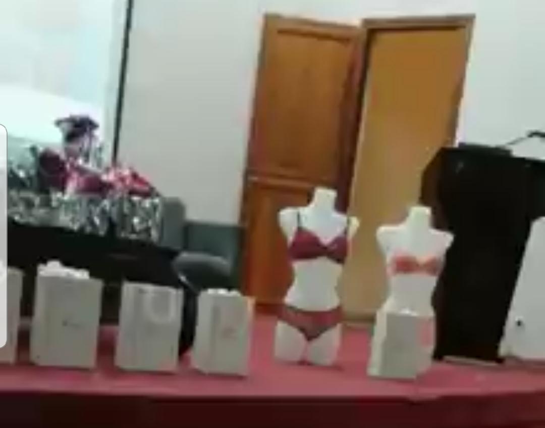 تسريب فيديو للملابس النسائية بأكادير يثير الجدل