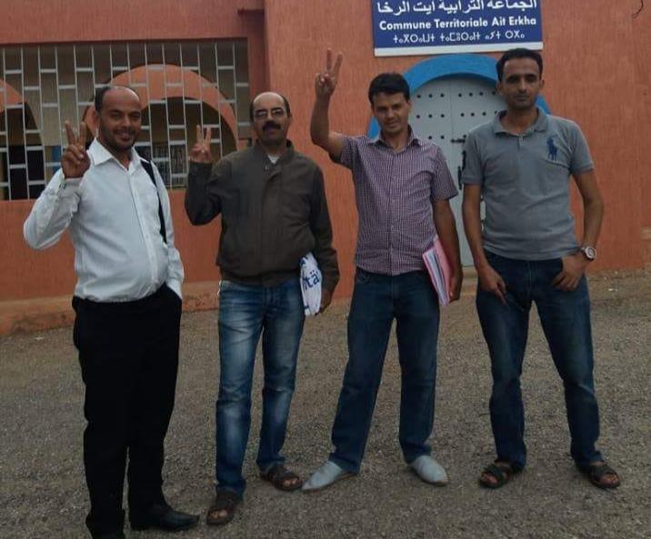 نقابة تدخل على خط قضية موظف جماعة سبت النابور