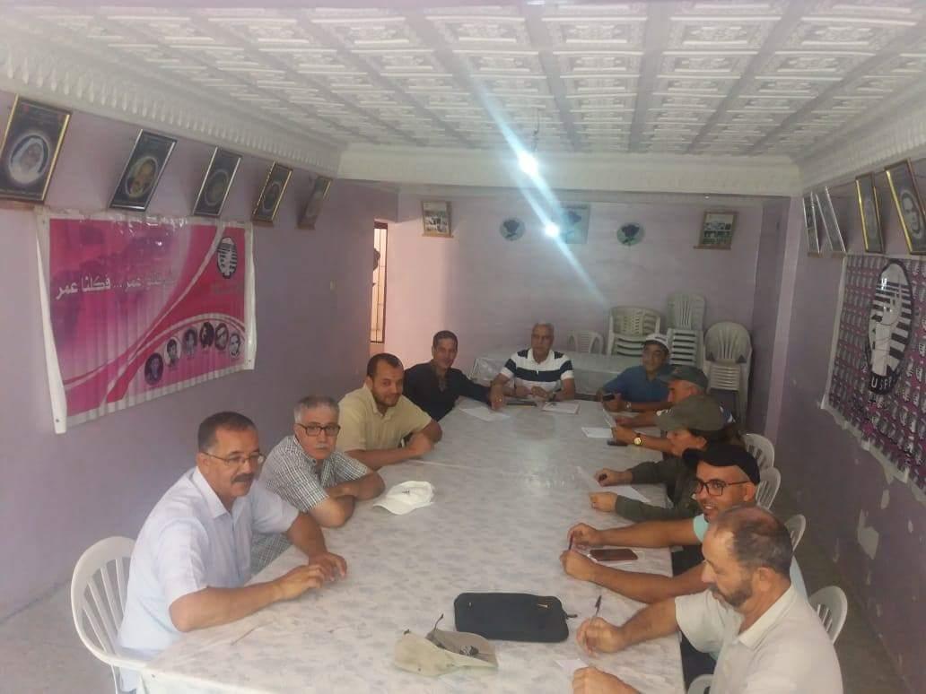 اقليمية حزب الوردة بتيزنيت تدخل على خط اقالة رئيس جماعتي الركادة أولاد جرار و أربعاء الساحل