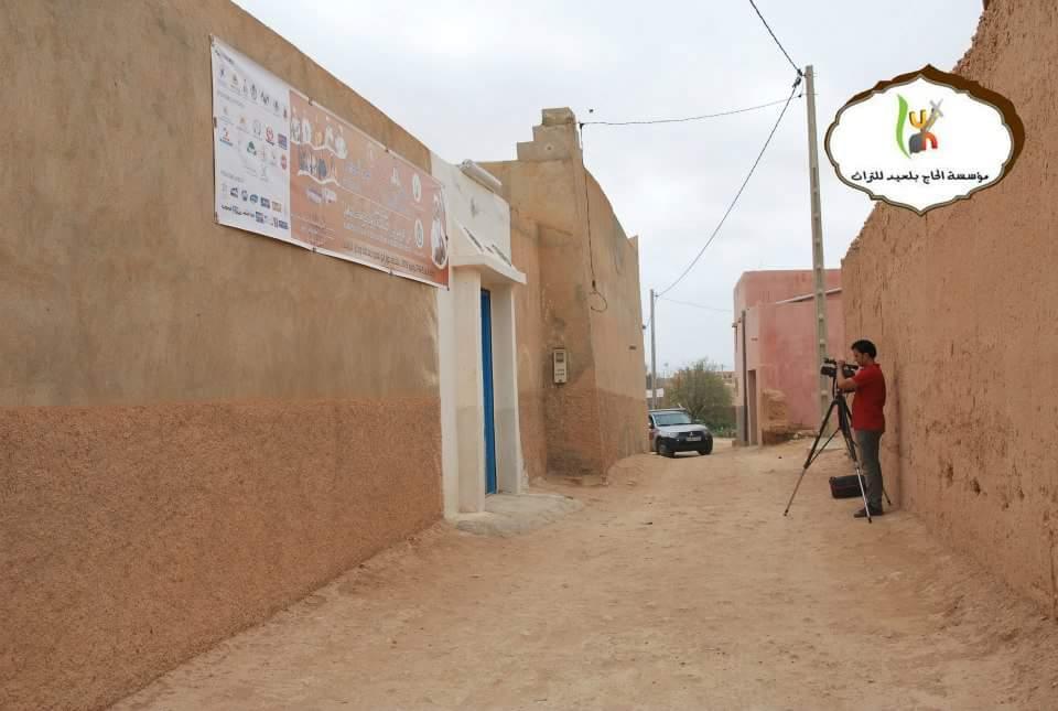 جماعة وجان تستعد لترميم دار الحاج بلعيد