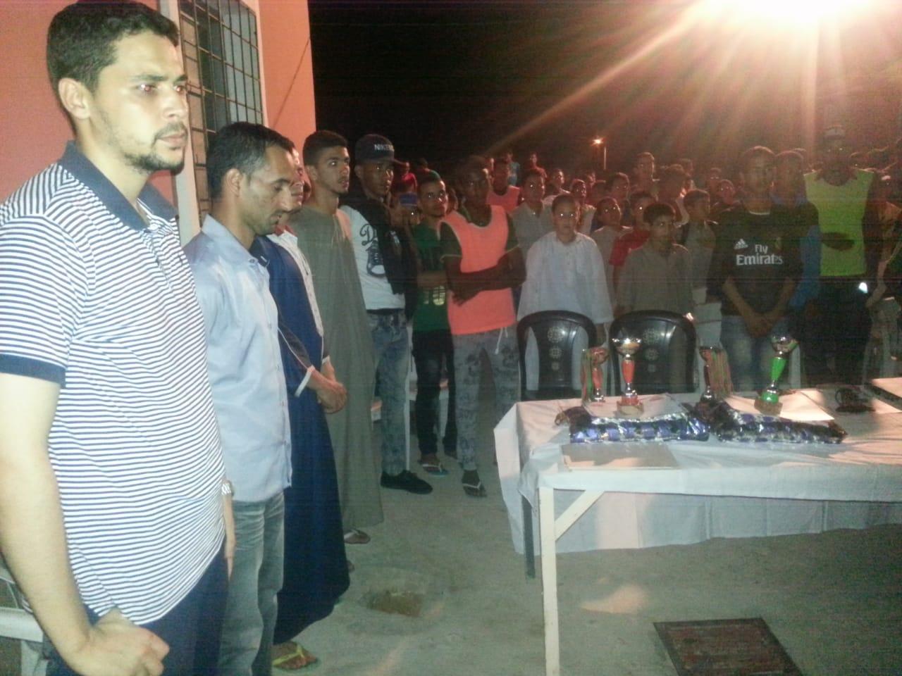 دار الطالب تيوغزة : الملاذ الحصين للمئات من التلاميذ