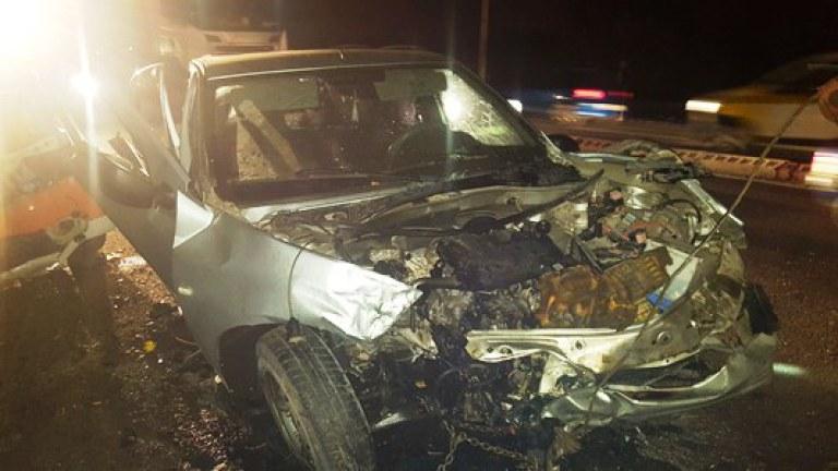 ارتفاع ضحايا حادثة سير القليعة إلى 5 قتلى