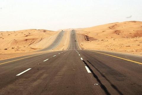 اعمارة: الطريق بين تيزنيت والداخلة يعتبر أكبر مشروع طرقي
