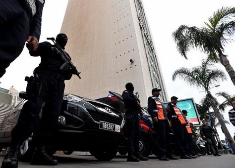 المغرب يسلح عناصر الشرطة ببنادق أمريكية متطورة