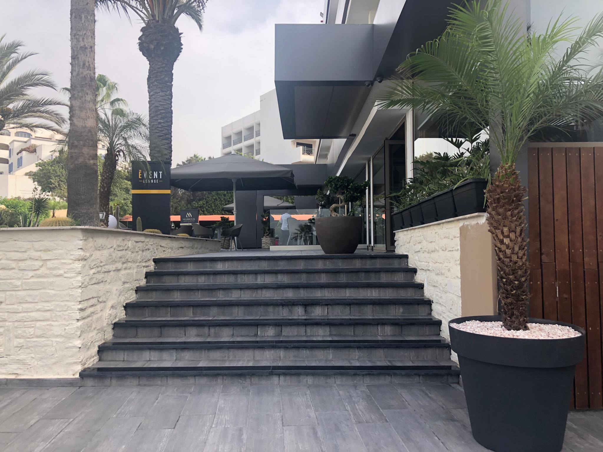 افتتاح فندق مبروك بأكادير بحضور مسؤلي السياحة بالجهة