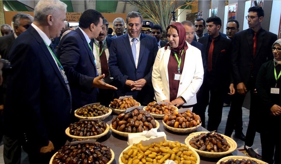 أخنوش: إنتاج المغرب من التمور بلغ 117 ألف طن
