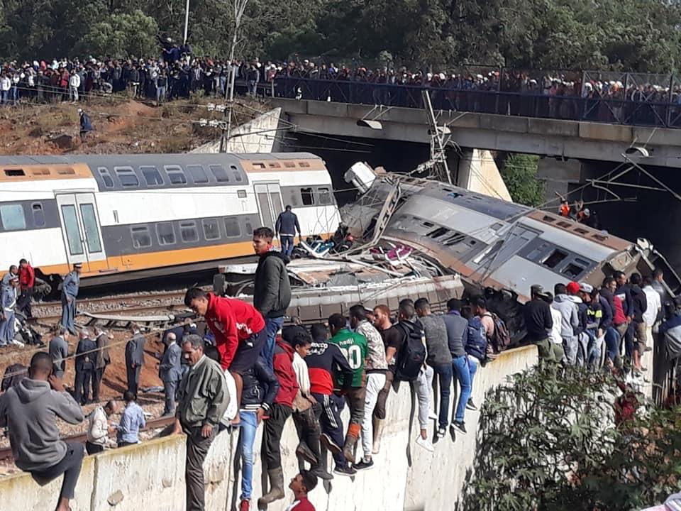 الوكيل العام يستدعي مسؤولين بالسكك الحديدية للتحقيق حول فاجعة قطار بوقنادل