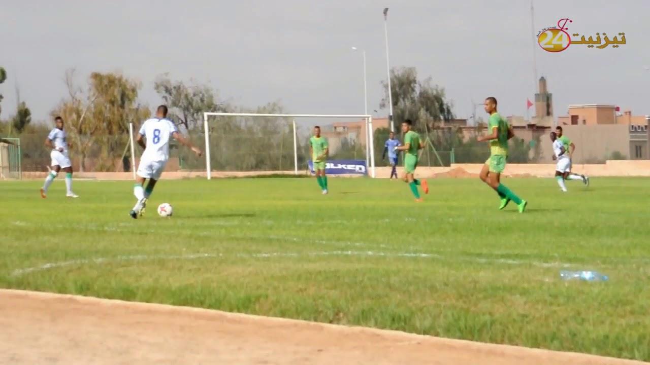 بالفيديو : تقرير عن مباراة أمل تيزنيت ضد فتح سيدي بنور